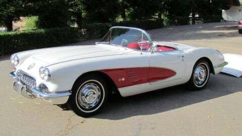 1959 Chevrolet Corvair for sale at Classic Car Deals in Cadillac MI