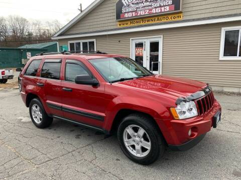 2005 Jeep Grand Cherokee for sale at Home Towne Auto Sales in North Smithfield RI