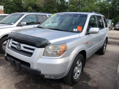 2008 Honda Pilot for sale at Sonny Gerber Auto Sales in Omaha NE