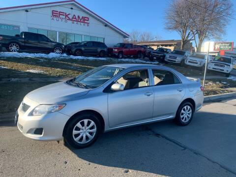 2010 Toyota Corolla for sale at Efkamp Auto Sales LLC in Des Moines IA