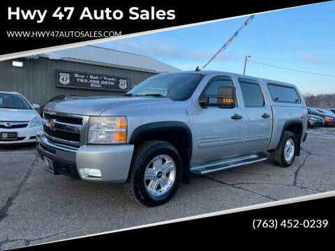 2011 Chevrolet Silverado 1500 for sale at Hwy 47 Auto Sales in Saint Francis MN