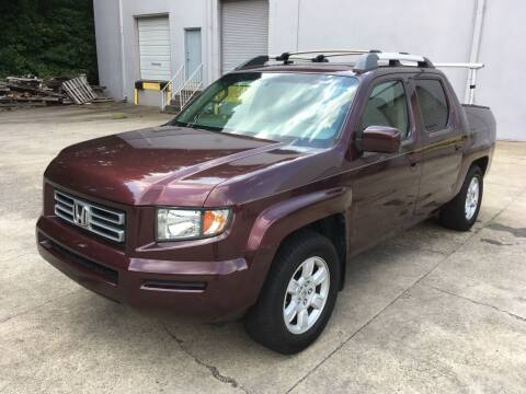 2007 Honda Ridgeline for sale at Legacy Motor Sales in Norcross GA