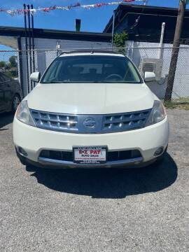 2007 Nissan Murano for sale at E-Z Pay Used Cars in McAlester OK