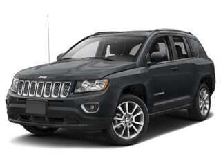 2017 Jeep Compass for sale at Bourne's Auto Center in Daytona Beach FL