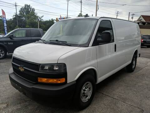 2019 Chevrolet Express Cargo for sale at Richland Motors in Cleveland OH
