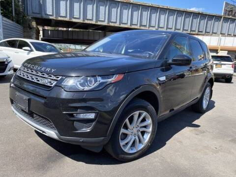 2017 Land Rover Discovery Sport for sale at CERTIFIED LUXURY MOTORS OF QUEENS in Elmhurst NY