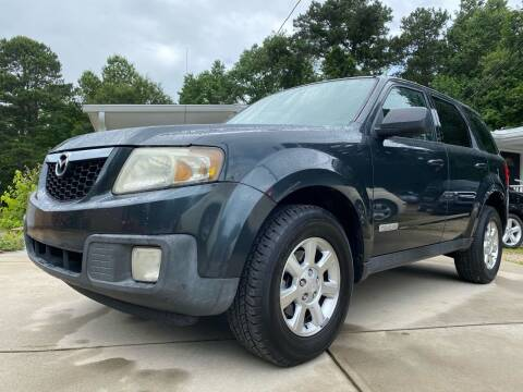 2008 Mazda Tribute for sale at Efficiency Auto Buyers in Milton GA
