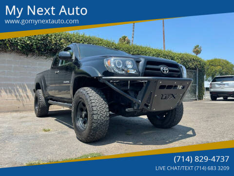 2008 Toyota Tacoma for sale at My Next Auto in Anaheim CA