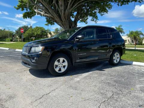 2014 Jeep Compass for sale at GERMANY TECH in Boca Raton FL
