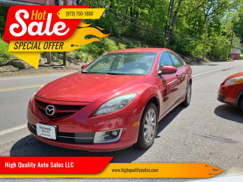 2012 Mazda MAZDA6 for sale at High Quality Auto Sales LLC in Bloomingdale NJ