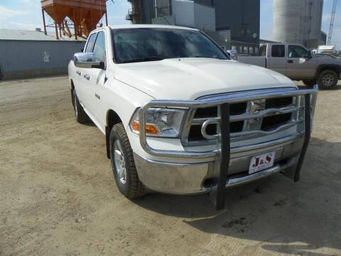 2009 Dodge Ram Pickup 1500 for sale at J & S Auto Sales in Thompson ND