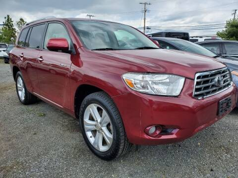 2008 Toyota Highlander for sale at M & M Auto Brokers in Chantilly VA