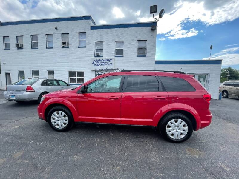 2013 Dodge Journey for sale at Lightning Auto Sales in Springfield IL