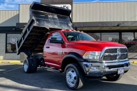 2013 RAM Ram Chassis 5500 for sale at Michaels Auto Plaza in East Greenbush NY