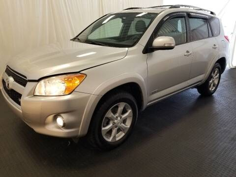 2009 Toyota RAV4 for sale at Rick's R & R Wholesale, LLC in Lancaster OH