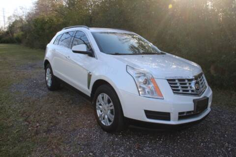 2013 Cadillac SRX for sale at Clear Lake Auto World in League City TX