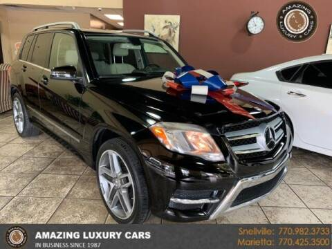 2013 Mercedes-Benz GLK for sale at Amazing Luxury Cars in Snellville GA