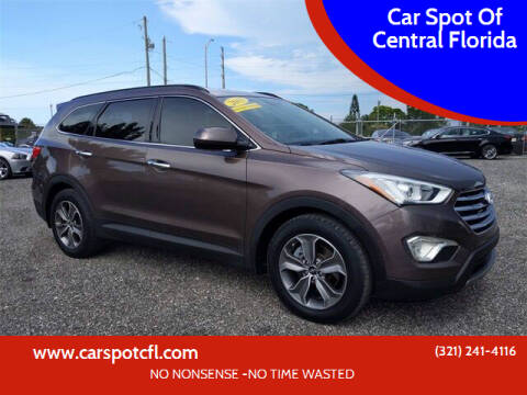 2013 Hyundai Santa Fe for sale at Car Spot Of Central Florida in Melbourne FL