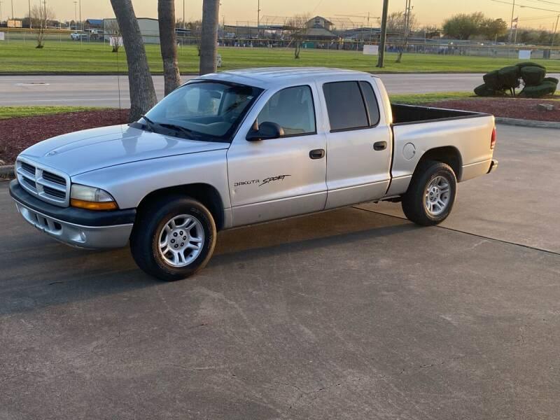 2001 Dodge Dakota for sale at M A Affordable Motors in Baytown TX