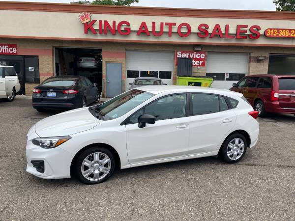 2017 Subaru Impreza for sale at KING AUTO SALES  II in Detroit MI