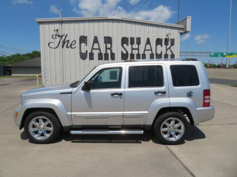 2009 Jeep Liberty for sale at The Car Shack in Corpus Christi TX