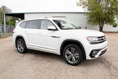 2019 Volkswagen Atlas for sale at Alta Auto Group LLC in Concord NC