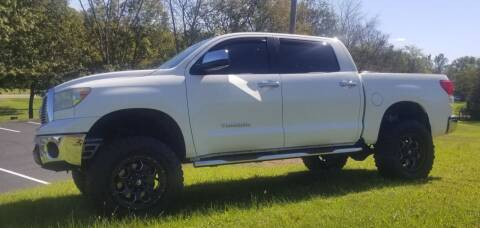 2012 Toyota Tundra for sale at G T Auto Group in Goodlettsville TN