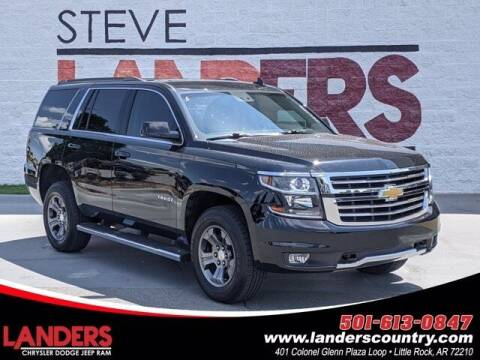 2016 Chevrolet Tahoe for sale at The Car Guy powered by Landers CDJR in Little Rock AR
