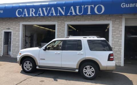 2007 Ford Explorer for sale at Caravan Auto in Cranston RI