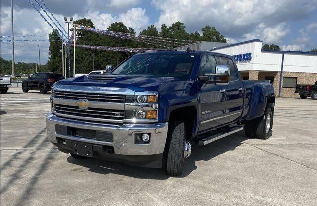 2019 Chevrolet Silverado 3500HD for sale in Porter, TX