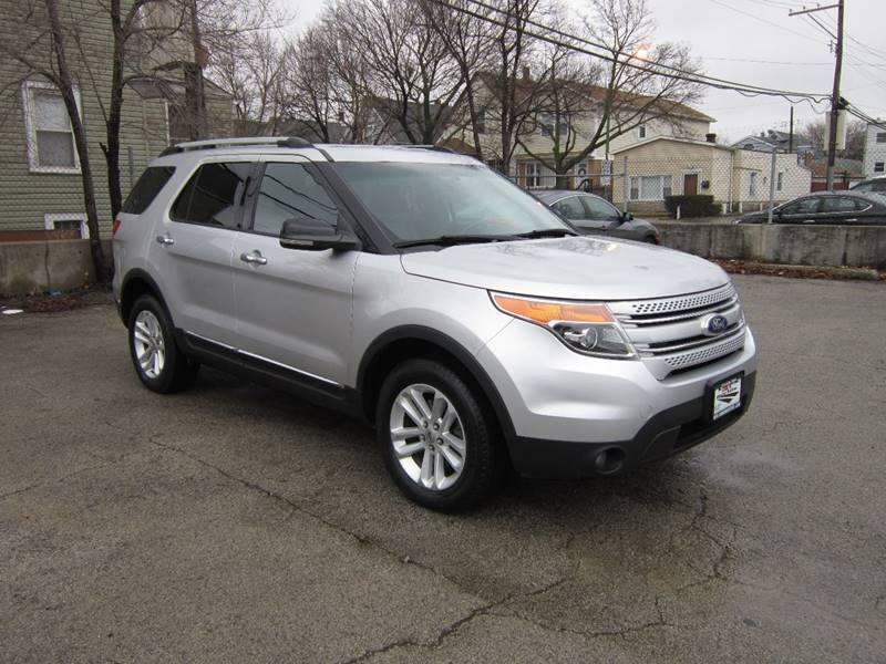 2011 Ford Explorer for sale at D & A Motor Sales in Chicago IL