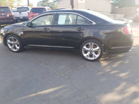 2010 Ford Taurus for sale at Freds Auto Sales LLC in Carson City NV
