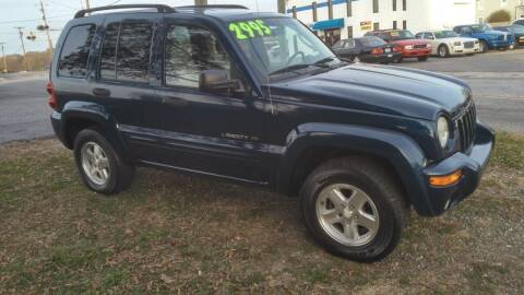 2002 Jeep Liberty for sale at IMPORT MOTORSPORTS in Hickory NC