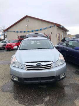 2012 Subaru Outback for sale at Stewart's Motor Sales in Cambridge/Byesville OH