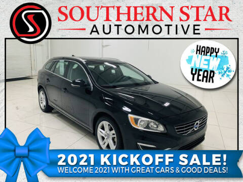2015 Volvo V60 for sale at Southern Star Automotive, Inc. in Duluth GA