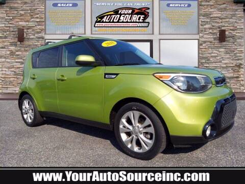 2016 Kia Soul for sale at Your Auto Source in York PA