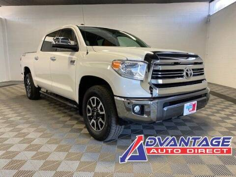 2017 Toyota Tundra for sale at Advantage Auto Direct in Kent WA