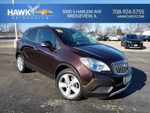 2016 Buick Encore for sale at Hawk Chevrolet of Bridgeview in Bridgeview IL