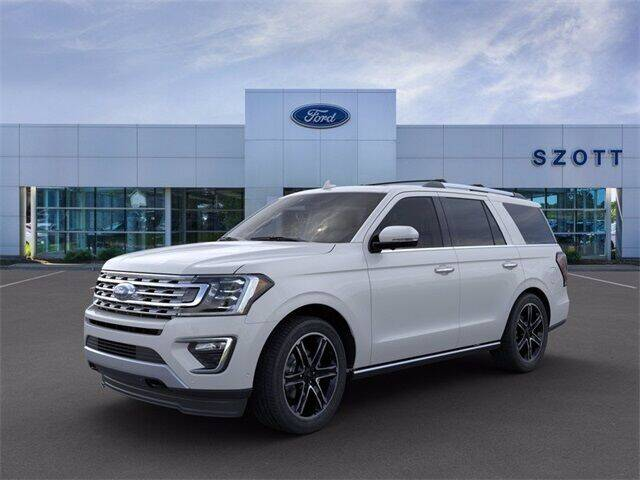 2021 Ford Expedition for sale at Szott Ford in Holly MI
