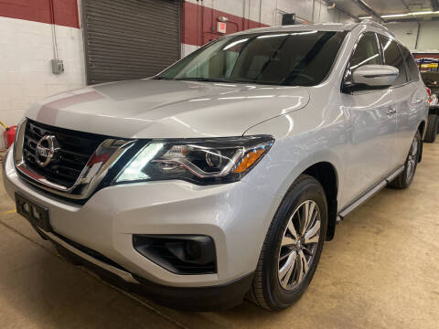 2018 Nissan Pathfinder for sale at Columbus Car Warehouse in Columbus OH