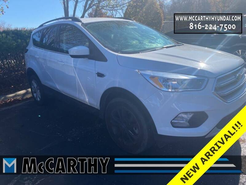 2018 Ford Escape for sale at Mr. KC Cars - McCarthy Hyundai in Blue Springs MO