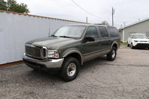 2000 Ford Excursion for sale at Queen City Classics in West Chester OH