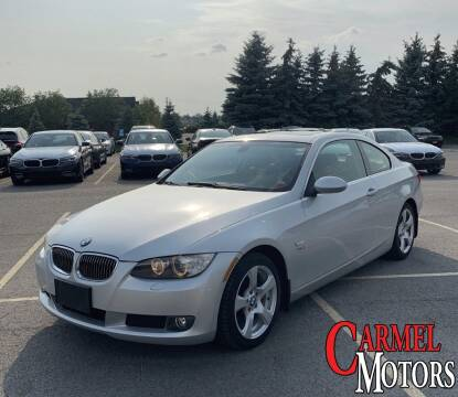 2009 BMW 3 Series for sale at Carmel Motors in Indianapolis IN