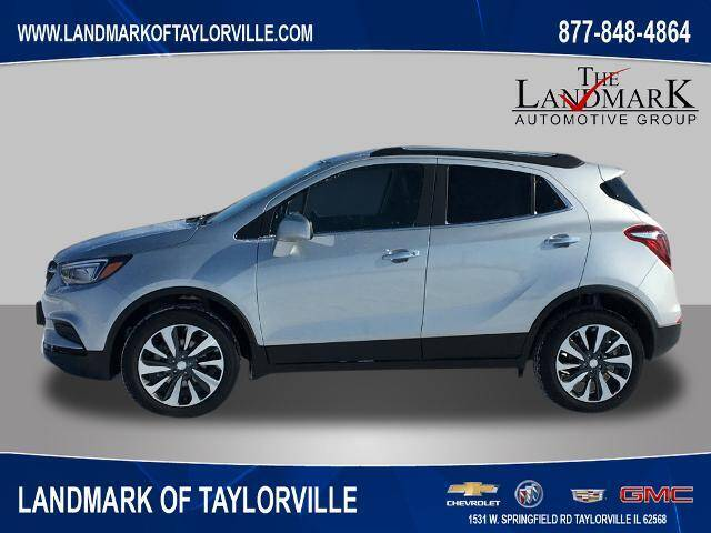 2021 Buick Encore for sale at LANDMARK OF TAYLORVILLE in Taylorville IL