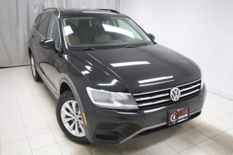 2018 Volkswagen Tiguan for sale at EMG AUTO SALES in Avenel NJ