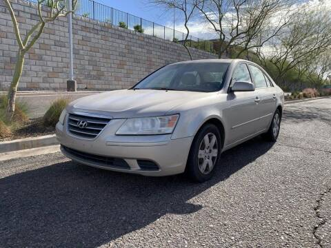 2007 Hyundai Sonata for sale at AUTO HOUSE TEMPE in Tempe AZ