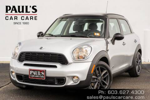 2014 MINI Countryman for sale at Paul's Car Care in Manchester NH