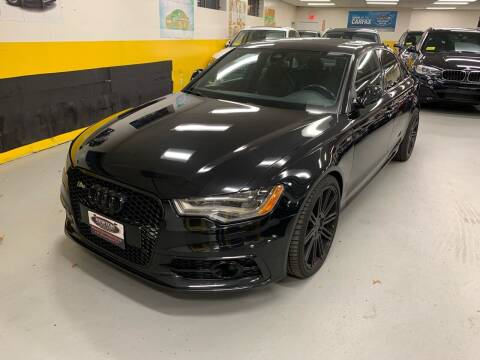 2014 Audi S6 for sale at Newton Automotive and Sales in Newton MA