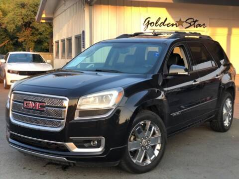 2013 GMC Acadia for sale at Golden Star Auto Sales in Sacramento CA