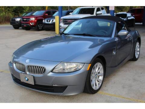 2006 BMW Z4 for sale at Inline Auto Sales in Fuquay Varina NC